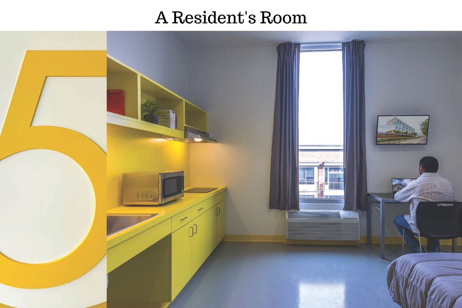 A Resident's Room